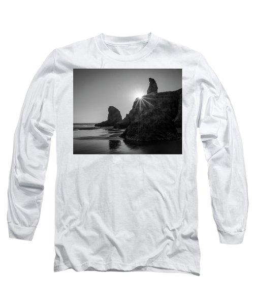 Last Light On The Coast Long Sleeve T-Shirt