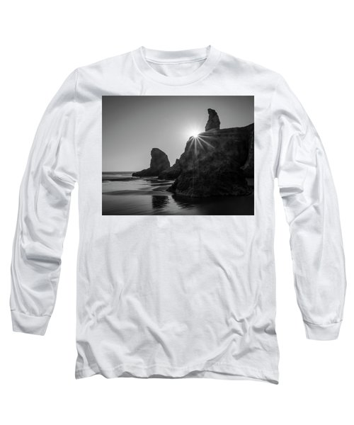 Last Light On The Coast Long Sleeve T-Shirt