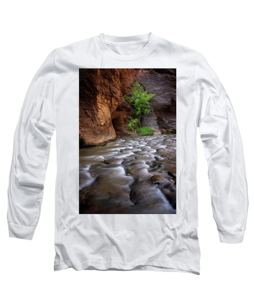 Last Stand Long Sleeve T-Shirt by Dustin LeFevre