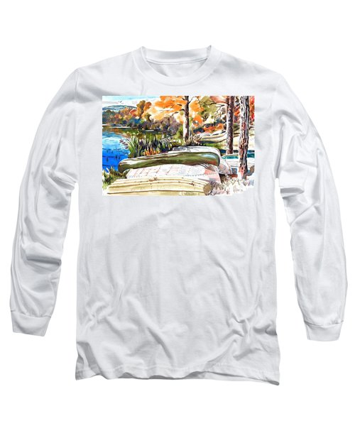 Last Summer In Brigadoon Long Sleeve T-Shirt