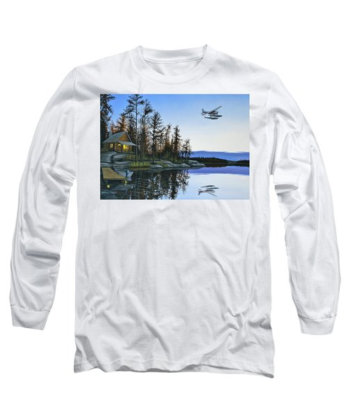 Late Arrival Long Sleeve T-Shirt