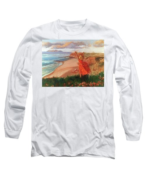 Lauren In Portugal Long Sleeve T-Shirt