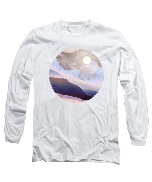 Lavender Night Long Sleeve T-Shirt