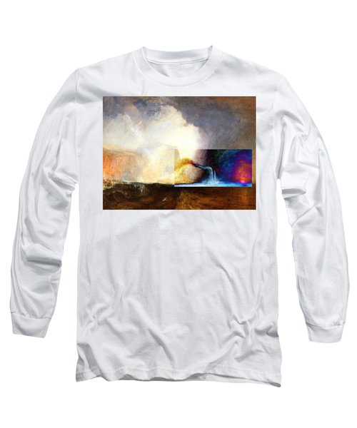 Layered 1 Turner Long Sleeve T-Shirt by David Bridburg
