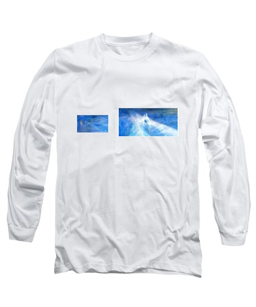 Layered 21 Turner Long Sleeve T-Shirt by David Bridburg