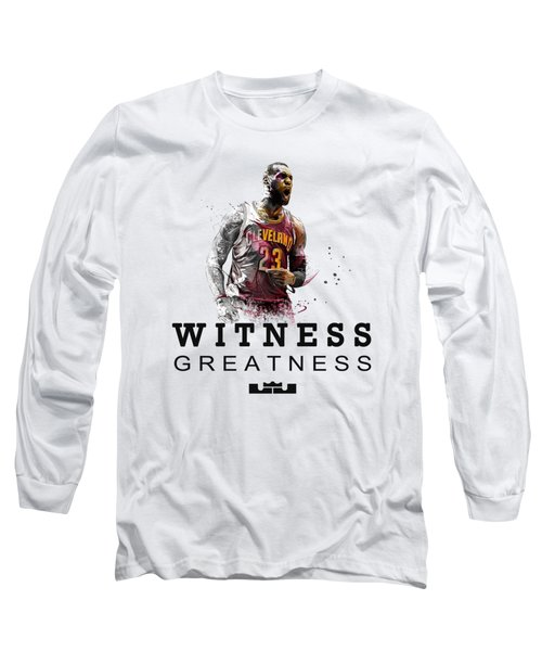 Lbj1 Long Sleeve T-Shirt