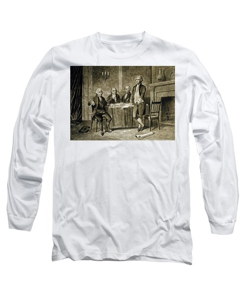 Leaders Of The First Continental Congress Long Sleeve T-Shirt