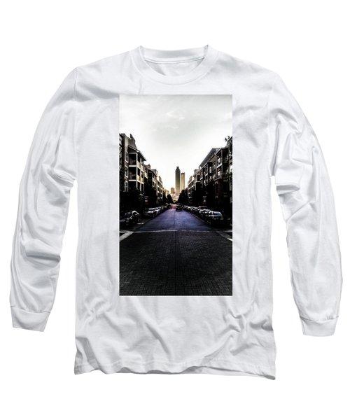 Leading Lines Long Sleeve T-Shirt