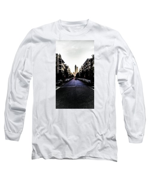 Leading Lines Long Sleeve T-Shirt