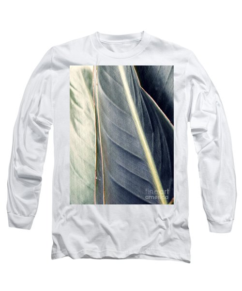 Leaf Abstract 14 Long Sleeve T-Shirt