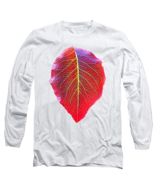 Leaf Of Autumn Long Sleeve T-Shirt