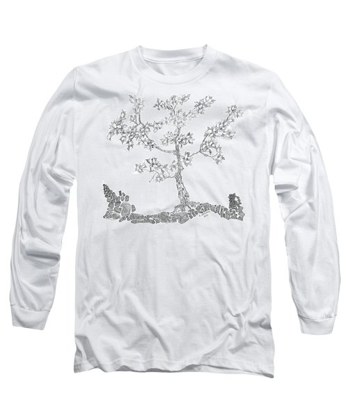 Leafy Jewels Long Sleeve T-Shirt