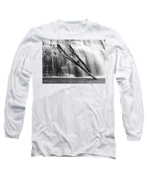 Leaning Falls Long Sleeve T-Shirt