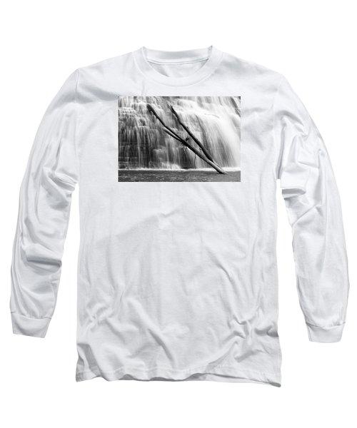 Leaning Falls Long Sleeve T-Shirt