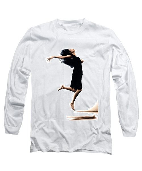 Leap Into The Unknown Long Sleeve T-Shirt