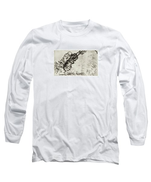 Learning To Love Rats More #1 Long Sleeve T-Shirt