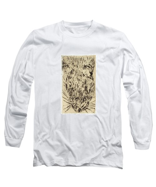 Learning To Love Rats More #2 Long Sleeve T-Shirt