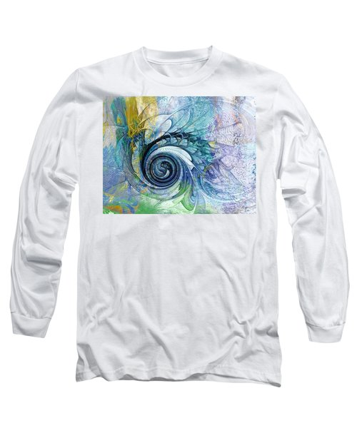 Leaving It All Behind Long Sleeve T-Shirt