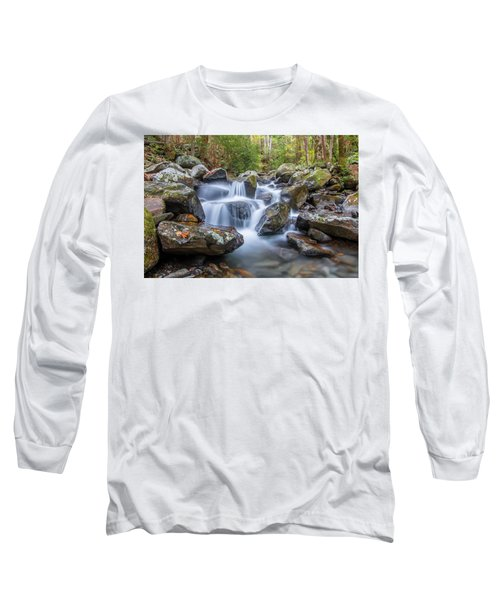 Leconte Creek Watrefall Long Sleeve T-Shirt