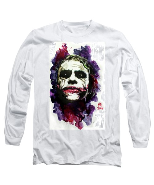 Ledgerjoker Long Sleeve T-Shirt