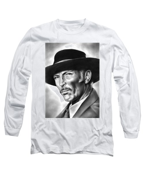 Lee Van Cleef Long Sleeve T-Shirt