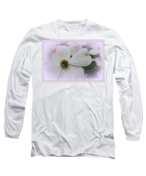 Legend Of The Dogwood Long Sleeve T-Shirt