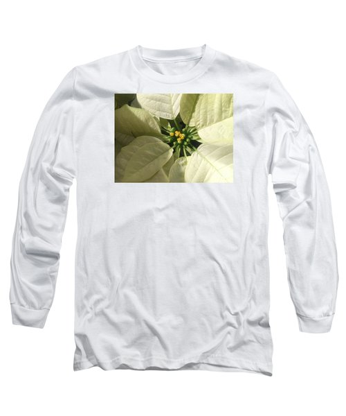 Legend Of The Poinsettia  Long Sleeve T-Shirt