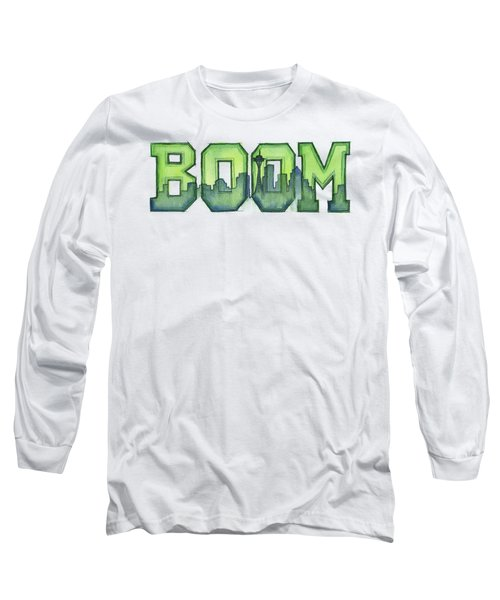Legion Of Boom Long Sleeve T-Shirt