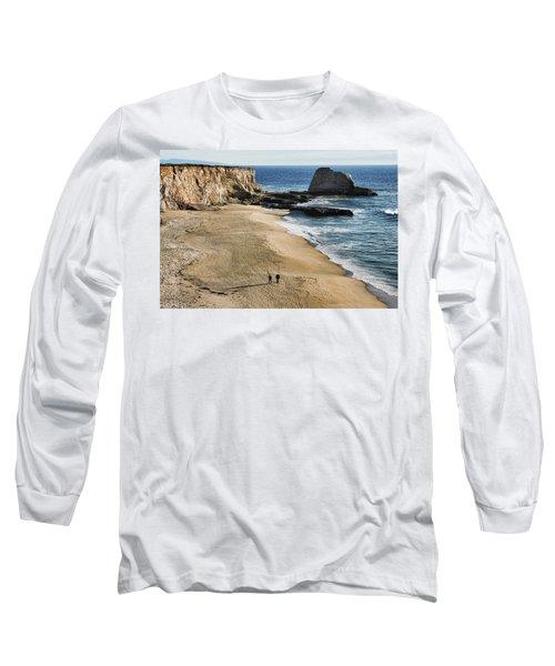 Leisurely Stroll Long Sleeve T-Shirt
