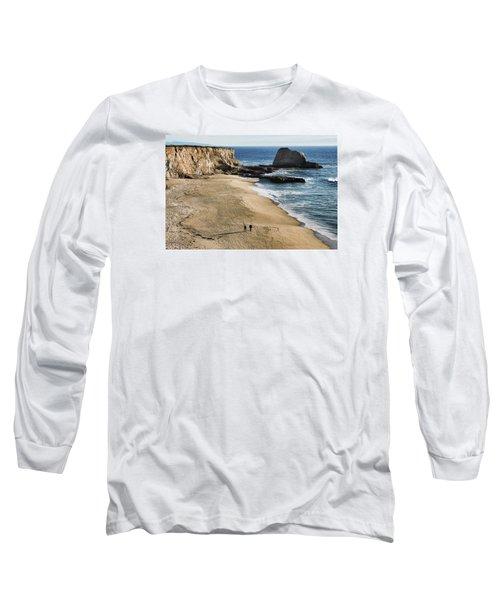 Leisurely Stroll Long Sleeve T-Shirt