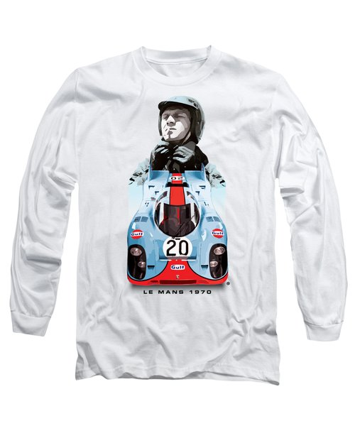 Lemans Racing Long Sleeve T-Shirt
