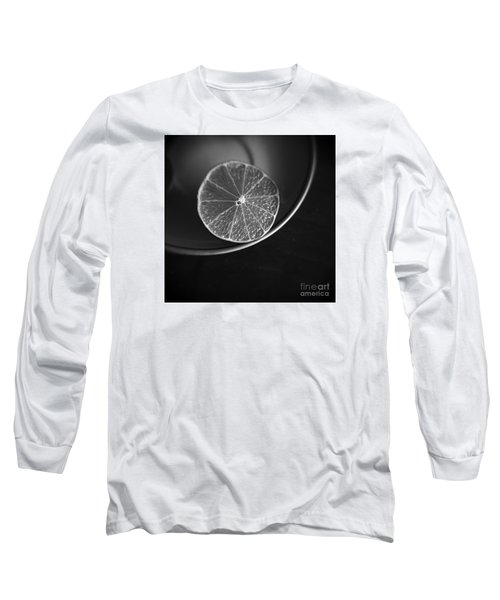 Lemon Long Sleeve T-Shirt by Andrey  Godyaykin