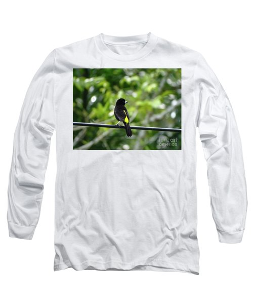 Lemon-rumped Tanager Long Sleeve T-Shirt