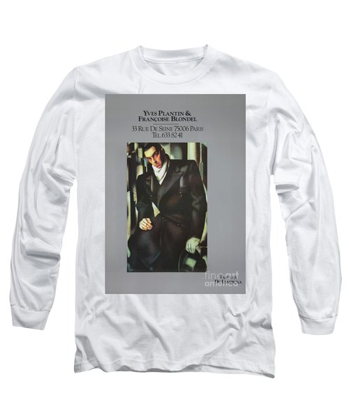Lempicka #8716 Long Sleeve T-Shirt