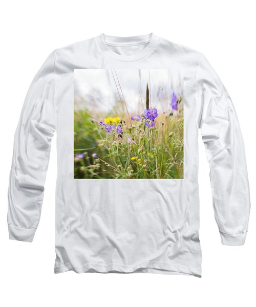 #lensbaby #composerpro #sweet35 #floral Long Sleeve T-Shirt