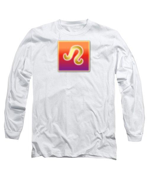 Leo July 22 - August 22 Long Sleeve T-Shirt