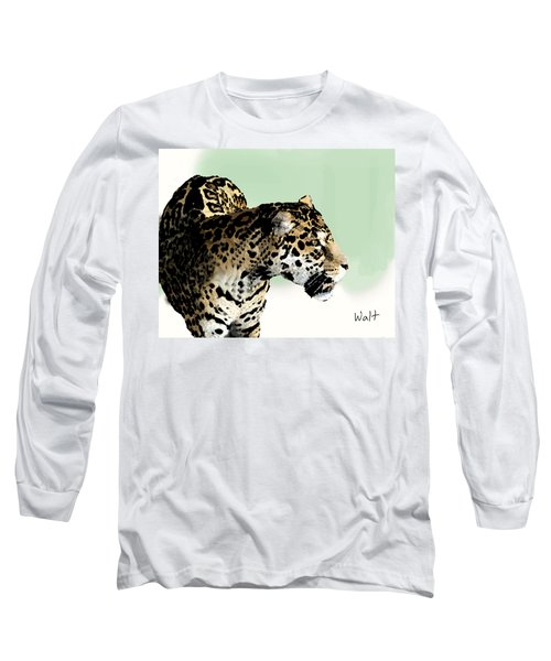 Leopard Long Sleeve T-Shirt