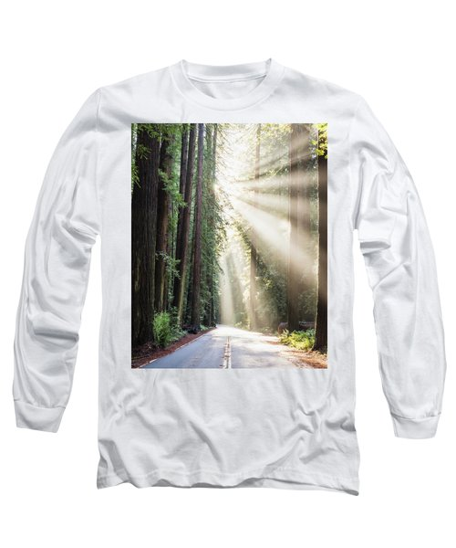 Let The Sun Shine Long Sleeve T-Shirt