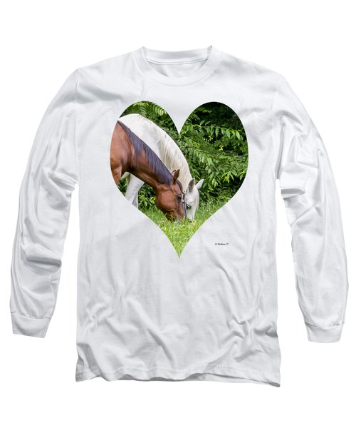 Let's Eat Out Long Sleeve T-Shirt