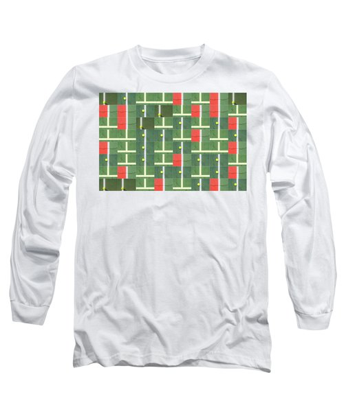 Let's Play Some Tennis Long Sleeve T-Shirt