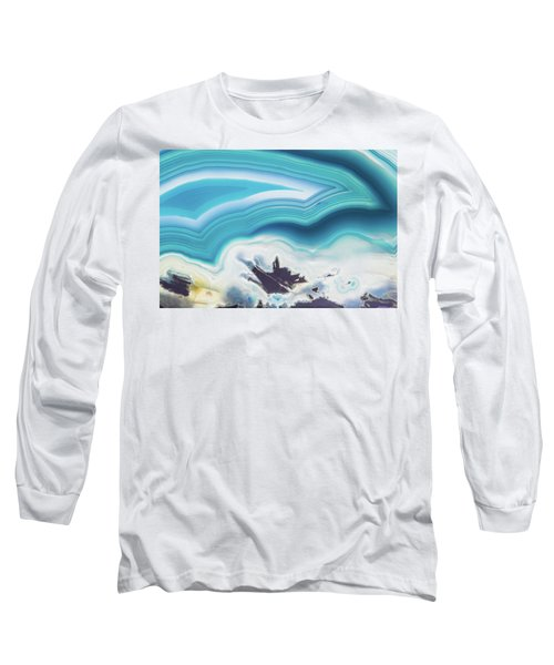 Level-22 Long Sleeve T-Shirt by Ryan Weddle