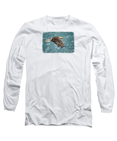 Liberty Long Sleeve T-Shirt by Alice Cahill