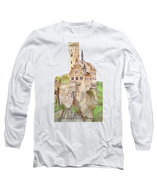 Lichtenstein Castle Long Sleeve T-Shirt