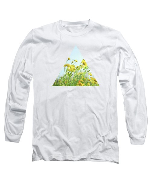 Lie Back And Think Of England Long Sleeve T-Shirt