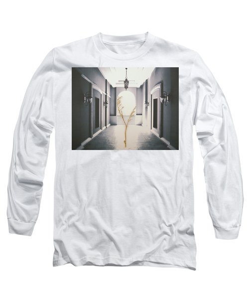 Long Sleeve T-Shirt featuring the photograph Life Inside  by Mark Ross