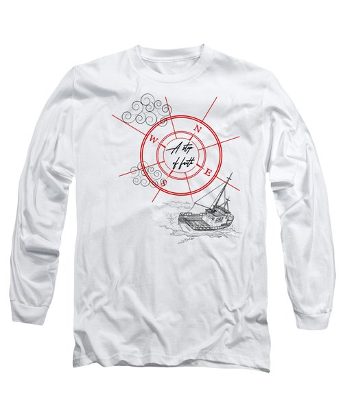 Life Is A Great Adventure Long Sleeve T-Shirt