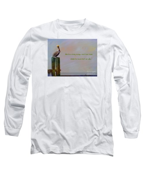 Life Is A Long Song Long Sleeve T-Shirt