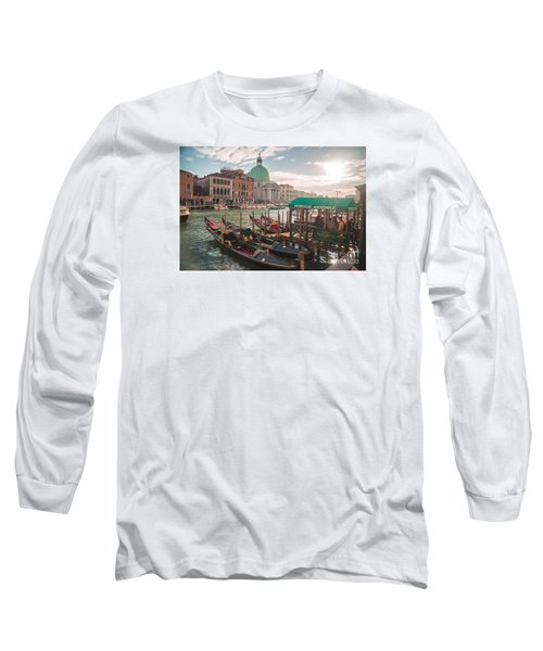 Life Of Venice - Italy Long Sleeve T-Shirt