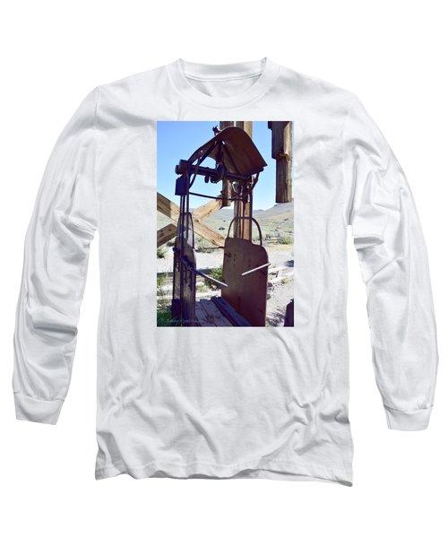 Lift Me Up Long Sleeve T-Shirt