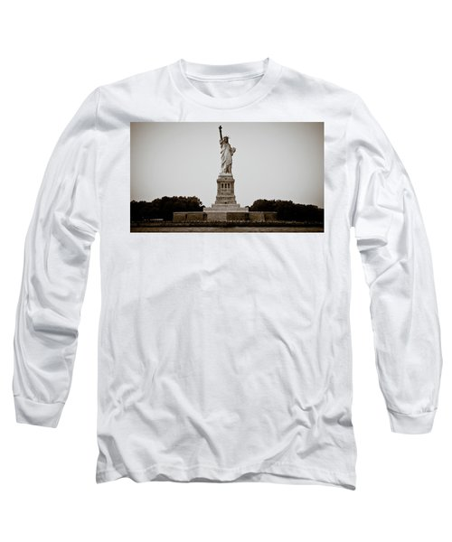 Liftin' Me Higher Long Sleeve T-Shirt by David Sutton